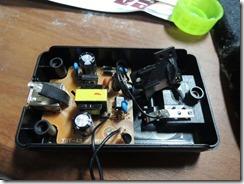 スマホのバッテリーをバッテリー単体で充電するバッテリーチャージャー